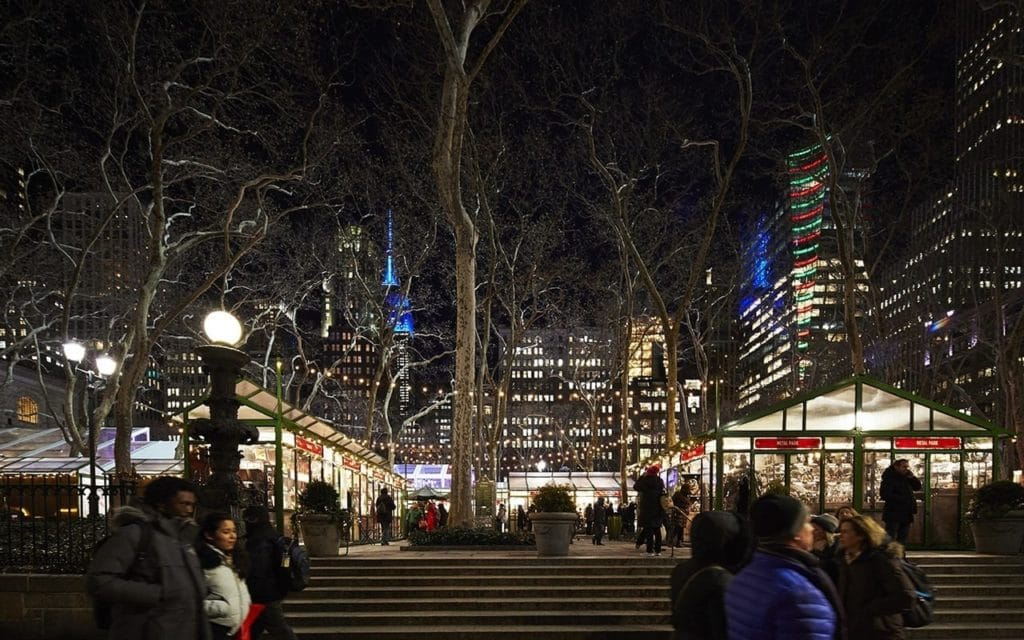 Bryant Park, Midtown Manhattan, New York City